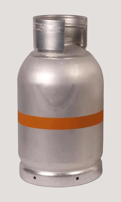 plin za viličarje v ALU jeklenki